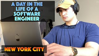 Download A Day in the Life of a Software Engineer | New York City (WFH) Video