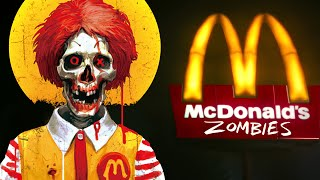 Download CRAZY McDONALD'S ZOMBIES ★ Call of Duty Zombies Mod Video