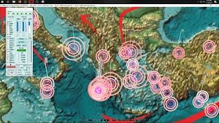 Download 2/14/2019 - Large spread of Earthquakes across whole Pacific - Seismic activity increases Video