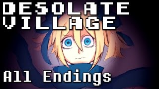 Download Desolate Village - Twisted Animal Crossing (ALL ENDINGS) Manly Let's Play Video