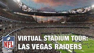 Download Proposed Las Vegas Raiders Stadium Virtual Tour | NFL Video