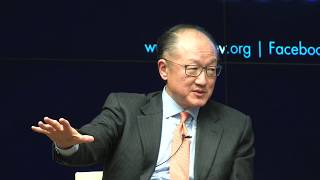 Download The Future of Development Finance: A Conversation with World Bank Group President Jim Yong Kim Video