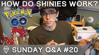Download HOW WILL WE FIND SHINY POKÉMON IN POKÉMON GO? (Trainer Tips Q&A) Video
