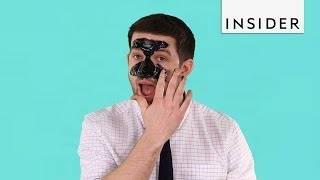 Download The MY SCHEMING Mask vacuums out your pores Video