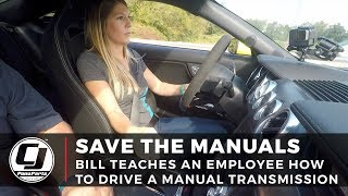 Download How To Drive A Stick Shift: Bill teaches an employee how to drive a Manual Transmission Video