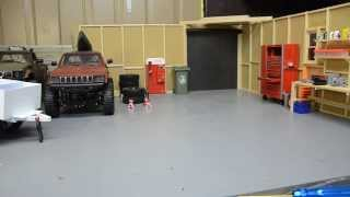Download Scale Crawler Garage! A look at my scale shop and how I built it! Video