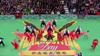 Download Paramour - Macy's Thanksgiving Day Parade 2016 Video