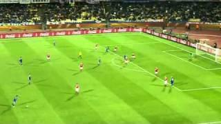 Download 南アフリカW杯2010 グループE 日本-デンマーク  ハイライト Video