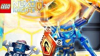 Download LEGO NEXO KNIGHTS: MERLOK 2.0 - LavaLands Opening Boss General Magmar Video