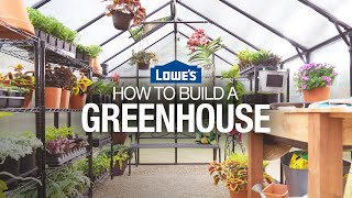 Download How to Build a Greenhouse Video