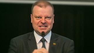 """Download Įvertino Sauliaus Skvernelio kalbas: taip kalba """"kolchozo"""" pirmininkas Video"""