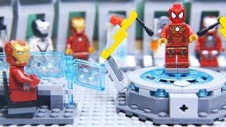 Download Lego IRON MAN's ARMOR was Stolen by SPIDERMAN Video