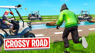 Download GET HIT = LOSE! (Fortnite Crossy Roads) Video