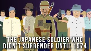 Download The WWII Japanese Soldier Who Didn't Surrender Until 1974 Video