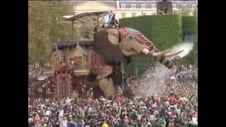 Download 'The Sultan's Elephant' by Royal de Luxe, produced in London in 2006 by Artichoke Video