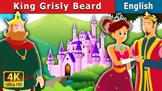 Download King Grisly Beard in English   Story   English Fairy Tales Video