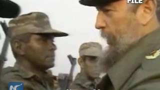 Download Cuba's former leader Fidel Castro dies Video