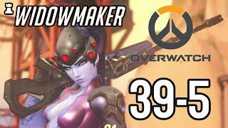 Download 39 Kill Widowmaker Sniper Gameplay - Overwatch Video