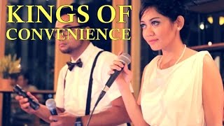 Download WEDDING BAND BALI Kings of Convenience - Know How (VAGABOND Cover) Video
