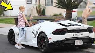 Download Lamborghini Gold Digger Prank ″GONE RIGHT″ - Gold Diggers Exposed 2019 Video