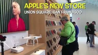 Download Check Out Apple's New Store In Union Square, San Francisco Video