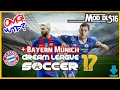 Download INCREÍBLE // DREAM LEAGUE SOCCER 2017 // MOD CON EQUIPO BAYERN DE MÚNICH Video