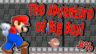 Download Super Mario Maker The Adventure of Big Boy! | Level Showcase Video
