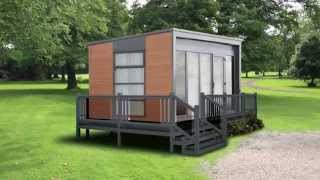 Download The New S-Pod - Swift Group's New Innovative Self-contained Living Space Video