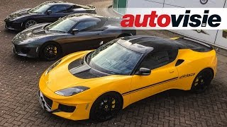 Download Autovisie Vlog [English]: Lotus Evora 410 Sport [track test + hotlap] Video