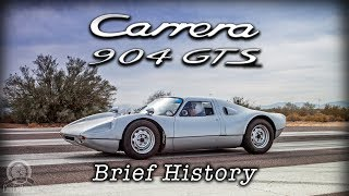 Download 904 Carrera GTS Porsche Brief History and Half a Mile Rolling start run Video