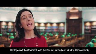 Download ″Seamus Heaney: Listen Now Again″ - an exhibition by the NLI - opening summer 2018 Video