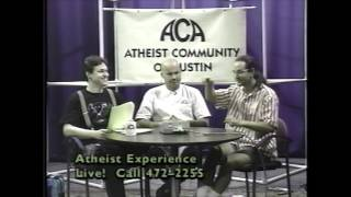 Download ″Lost″ Atheist Experience #108 with Ray Blevins, Jeff Dee, and Roahn Wynar Video