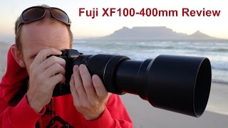Download Fuji XF 100-400mm F4.5-5.6 Review Video