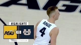 Download Alabama State vs. Utah State Basketball Highlights (2018-19) | Stadium Video