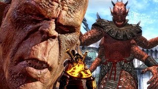 Download 10 biggest bosses in gaming that make you feel tiny Video