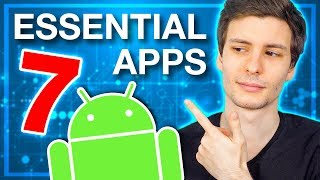 Download Top 7 ESSENTIAL Android Apps You All Need! Video