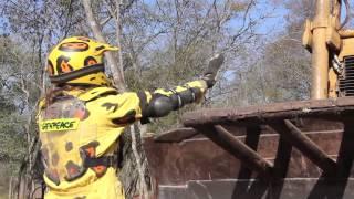 Download Jaguares frenan desmonte en Salta Video