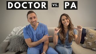 Download DOCTOR vs PA (Physician Assistant) - Q & A Video