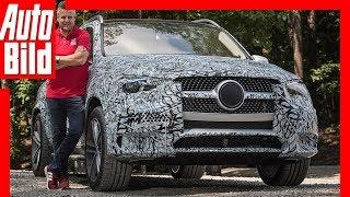 Download Mercedes-Benz GLE (2018) Fahrbericht / Test / Review Video