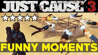 Download Just Cause 3: Funny Moments EP.1 (JC3 Epic Moments Funtage Montage Gameplay) Video