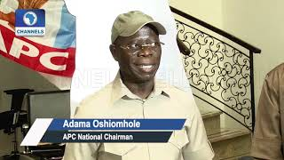 Download I Can't Help Gov Okorocha Create 'Rochas Okorocha Political Dynasty'- Oshiomhole Video