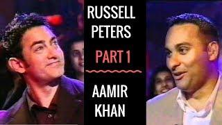 Download Russell Peters interviews Aamir Khan part 1 Video