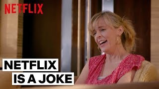 Download Seven Netflix Comedians Try to Live in One Hotel Room Together | Joke House | Netflix Video
