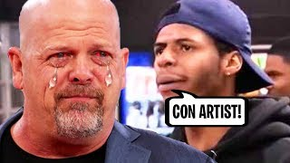 Download Pawn Stars Rick Encounters THE WORST CUSTOMER! Video
