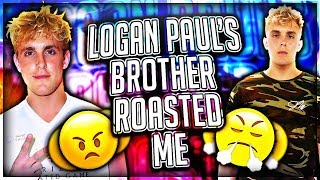 Download Logan Paul's Brother Roasted Me!!! (EXPOSED) Video