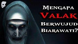 Download INILAH ALASAN VALAK BERWUJUD BIARAWATI, Mengungkap Sosok Asli Hantu Valak | KupasMisteri Video
