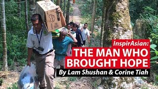 Download The Man Who Brought Hope | InspirAsian | CNA Insider Video