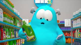 Download Spookiz - Grocery Store Treats | Funny Cartoon for Children | WildBrain Cartoons Video
