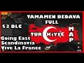Download ETS 2 {1.26.4.3} [53 DLC] TAM SÜRÜM TÜRKİYE & KKTC HARİTASI {BEDAVA} Video