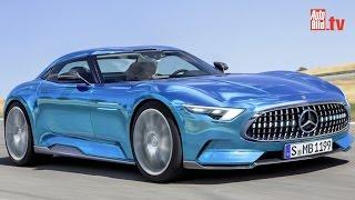 Download Mercedes SLR (ab 2018) - Mercedes neuer Überflieger Video